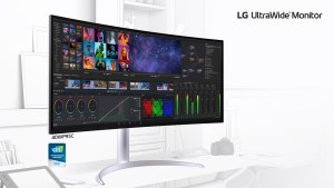 LG Unveils New Lineup of 4K and 5K OLED Computer Monitors