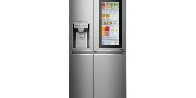 LG InstaView Door-in-Door-Platinum Silver