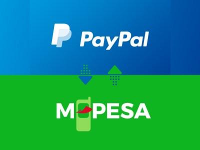 paypal-m-pesa