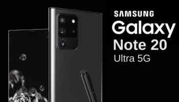 Samsung Galaxy Note 20 Ultra