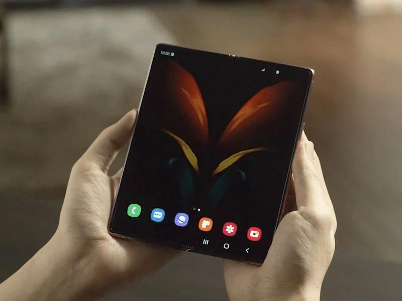 Spesifikasi dan Harga Samsung Galaxy Z Fold 2