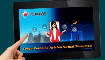 Veronika, asisten virtual Telkomsel