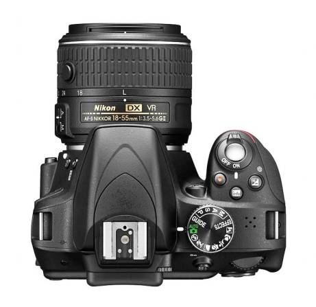 Nikon D3300 DSLR Camera Specifications