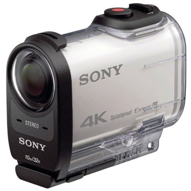 Sony FDR X1000V 4K Action Cam Review Specifications Price Online in India