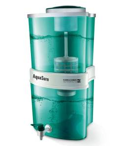 Eureka Forbes Aquasure Shakti Review and Specifications