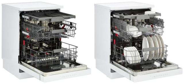 Whirlpool Powerclean 14 Place Settings Dishwasher