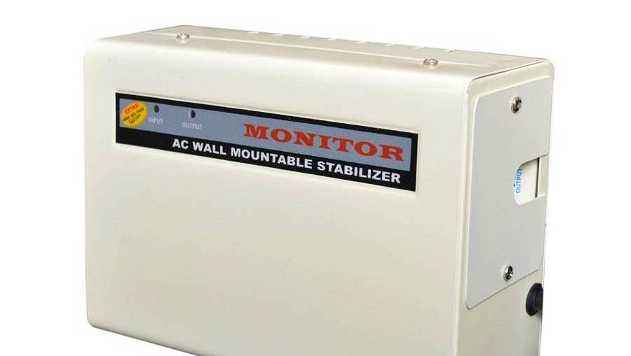 Monitor 4 KVA AC Voltage Stabilizer Review and Specifications