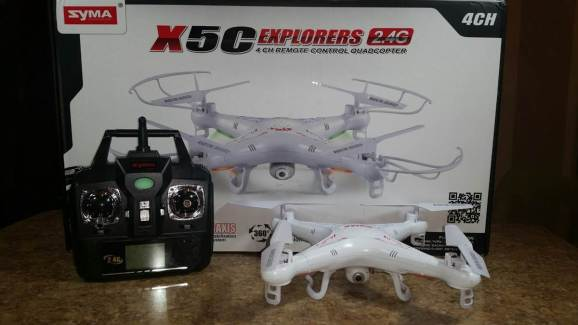 Toyhouse Syma X5C Drone Toy for Indian Kids