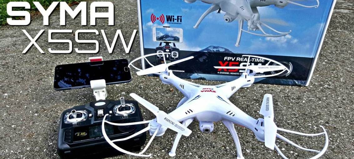 Toyhouse Syma X5SW Drone Review in India