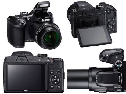 Nikon Coolpix B500 Review and Specifications