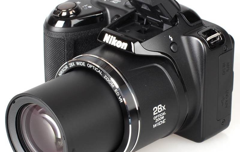 Nikon Coolpix L340 Review and Specifications