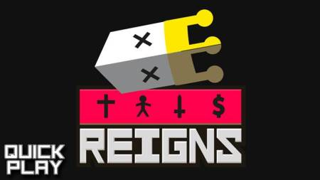 Reigns Android Card Game