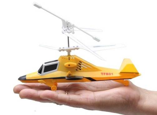 The Flyers Bay Radio Controlled Helicopter Review and Specifications