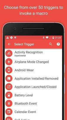 MacroDroid Device Automation Android App