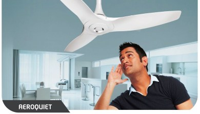 Mahendra Singh Dhoni is the brand Ambassador Orient Aeroquiet