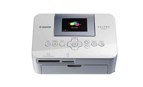 Canon Selphy CP1000 Budget Photo Printer