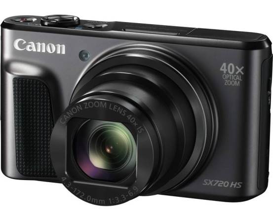 Canon SX720 HS Digital Camer with Super ZOOM