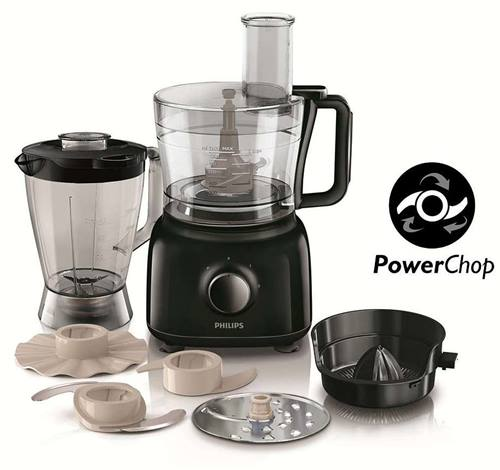 Latest and Best Philips HR7629 650-Watt Mini Food Processor