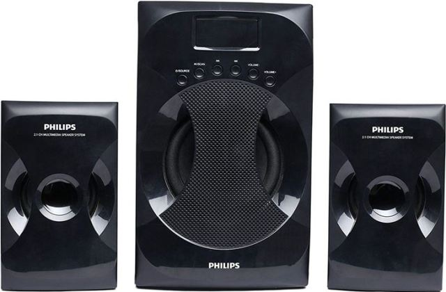Philips MMS4040F Multimedia Speakers