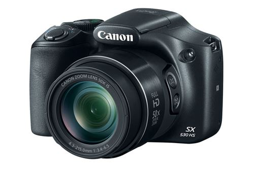 Canon SX530-HS Point Shoot Camera