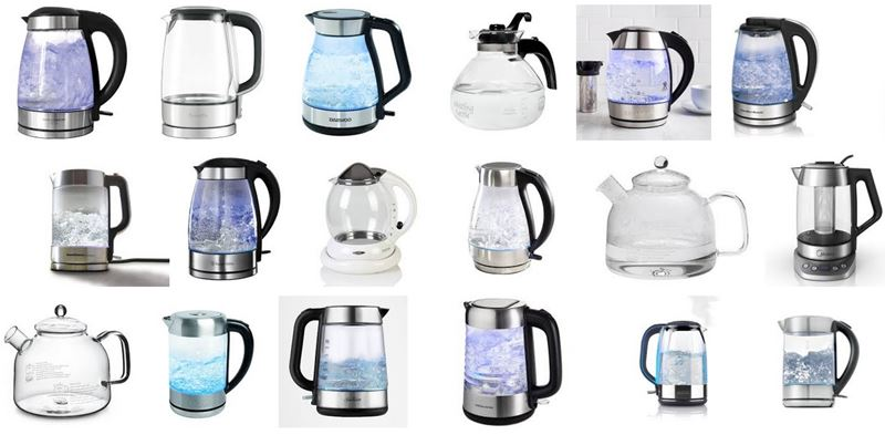Electric Glass Kettle 6 Best-Rated Multipurpose Kettle in India