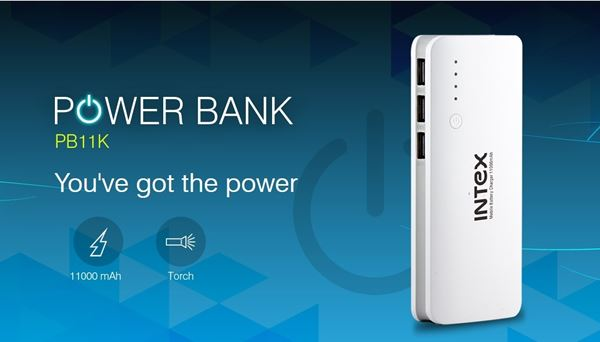 Intex 11000 mAh Power Bank