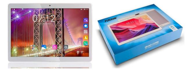 4G Tablet PC Fusion5 with VoLTE