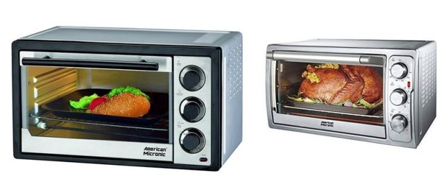 American Micronic Oven Toaster Griller in India Market