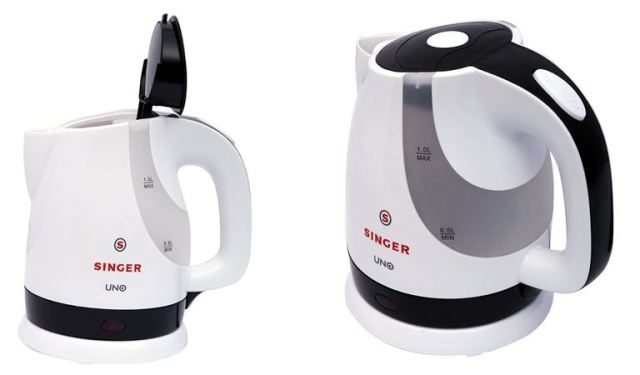 Singer Uno Electric Kettle