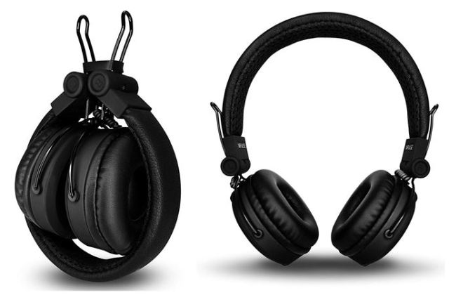 MuveAcoustics Impulse Headphones with Mic
