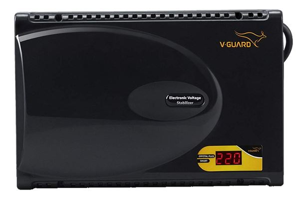 V-Guard CRYSTAL PLUS Voltage Stabilizer for Television