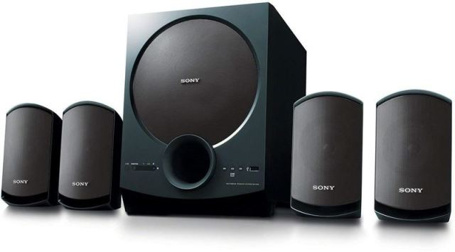Sony D40 Multimedia Speaker System
