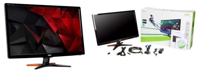 24-Inch Acer Full HD IPS 3D Gaming Monitor GN246HL