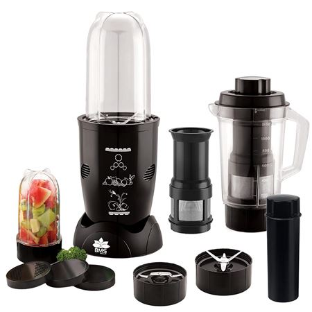 BMS Lifestyle Nutri Blender Mixer Grinder and Juicer