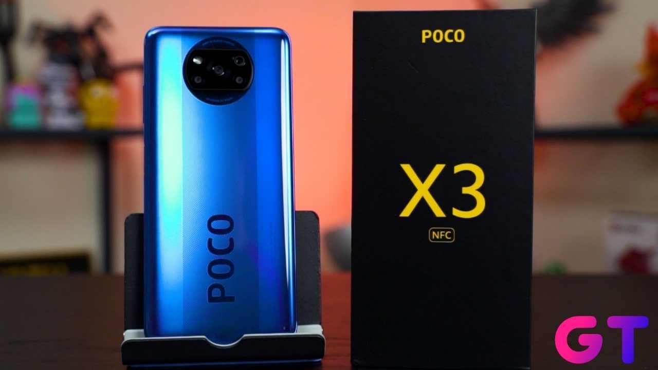 POCO X3 Specifications,POCO X3 price in india