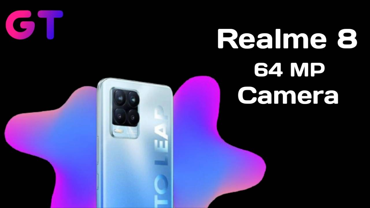 Realme 8 Specifications,Realme 8 price in india