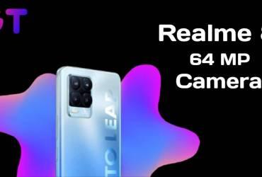 Realme 8 Specifications,Realme 8 price in india