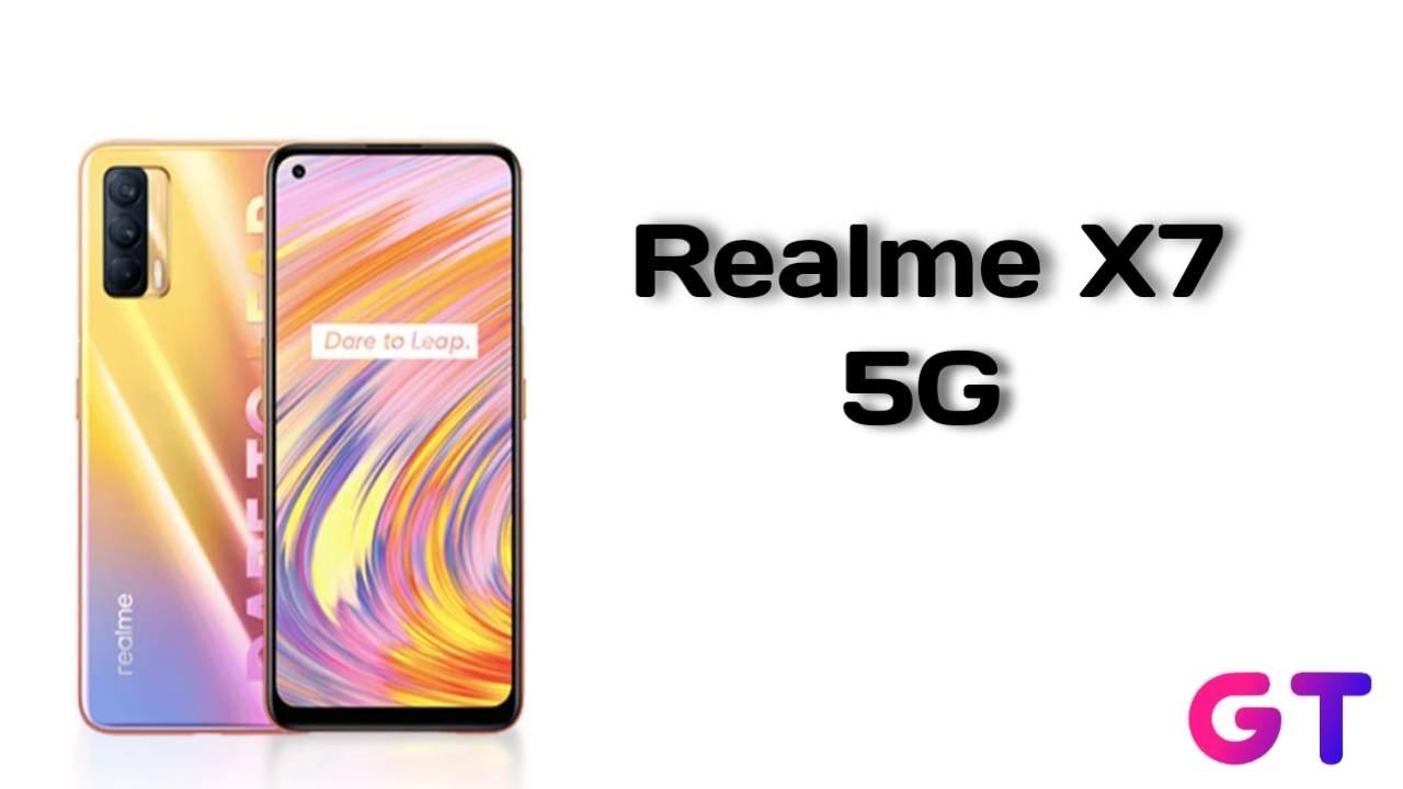 Realme X7 Specifications,Realme X7 price in india