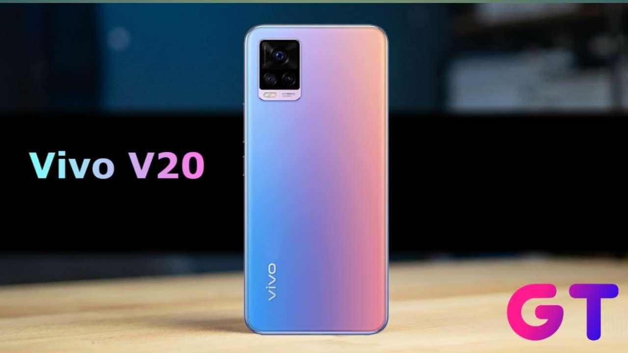 Vivo V20 Specifications, Vivo V20 Price in India