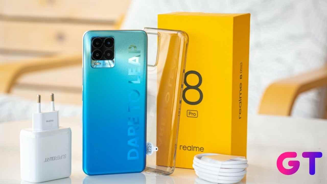 Realme 8 Pro Specifications, Realme 8 Pro Price in India