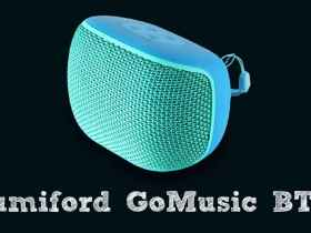 Lumiford GoMusic BT12 Review: Compact Design Wireless Bluetooth Speaker