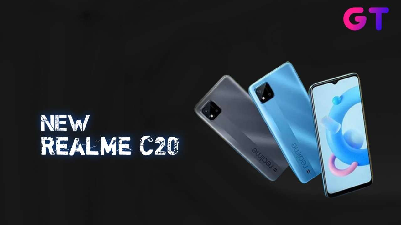 Realme C20 Specifications,Realme C20 price in india