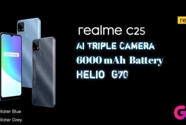 Realme C25 Specifications,Realme C25 price in india