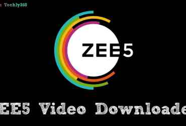Zee5 Video Downloader Online: How to Download Movies from Zee5 App