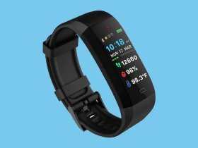 GOQii Vital 4 Fitness Band with BP and SpO2 Sensor, GOQii Vital 4 Specifications Details, GOQii Vital 4 Price in India and Availability