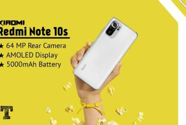 Redmi Note 10S Specifications, Redmi Note 10s Price in India