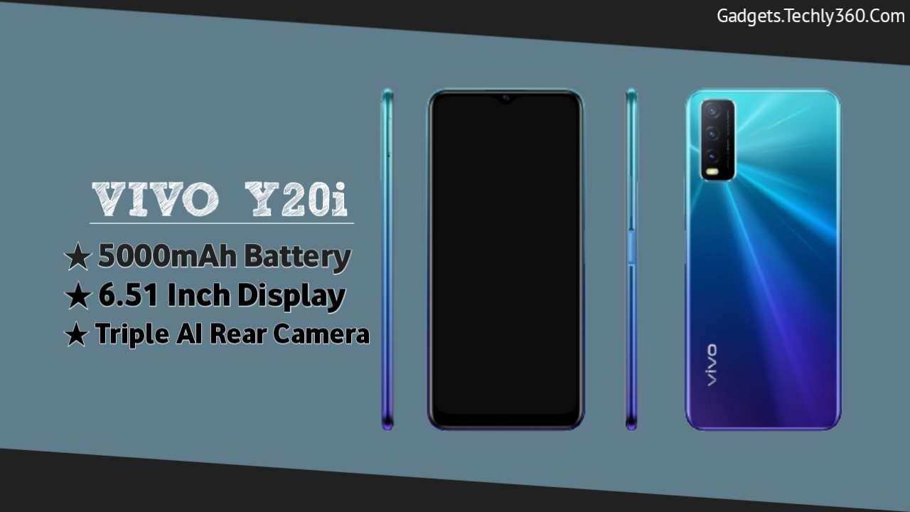 Vivo Y20i Specifications, Vivo Y20i Price in India