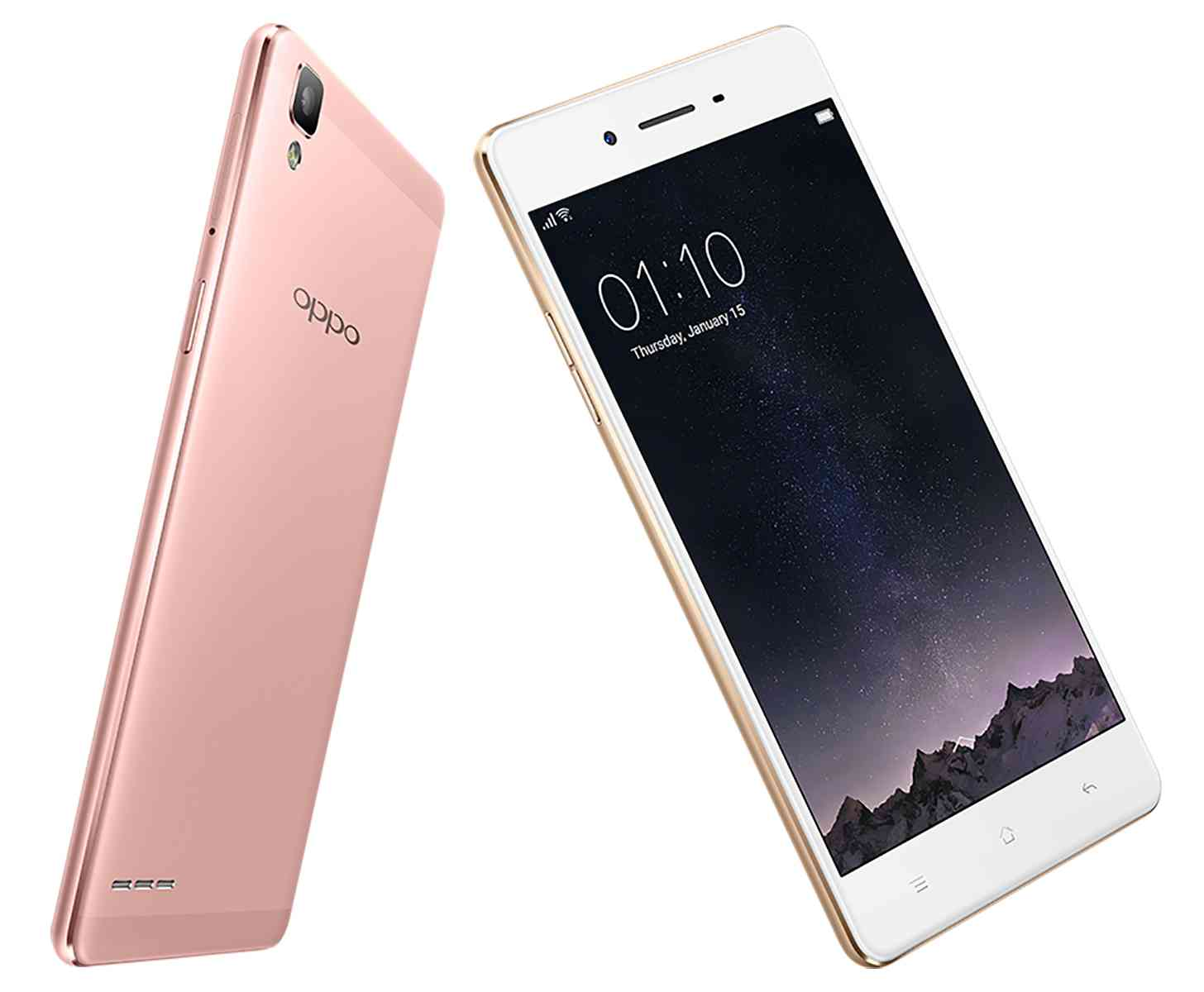 Oppo launches F1 and F1 Plus smartphones in India