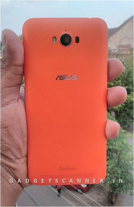 Asus ZenFone Max Back Colour