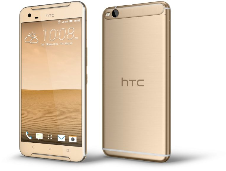 HTC One X9 colours